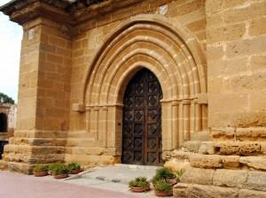 Portale Chiesa San Nicola Agrigento