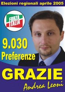 Andrea Leoni Modena