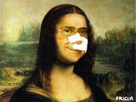 L'enigmatico sorriso di Berlusconi