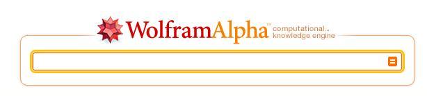 Ricerca di Wolfram Alpha