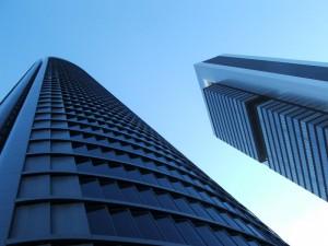 Grattacieli a Madrid
