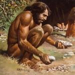 Un onesto lavoratore del neolitico