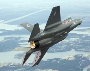 Cacciabombardiere F35