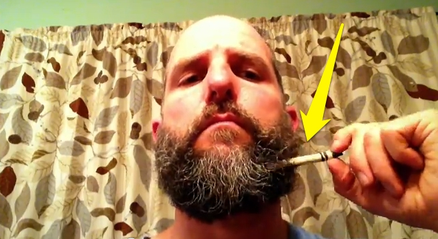La magica barba di Ben Garvin