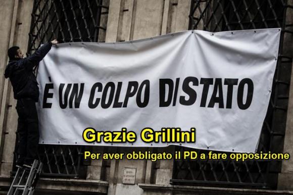 Colpo di Stato - Grazie Grillini 2