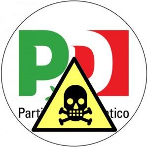 partito-democratico-logo-al-veleno