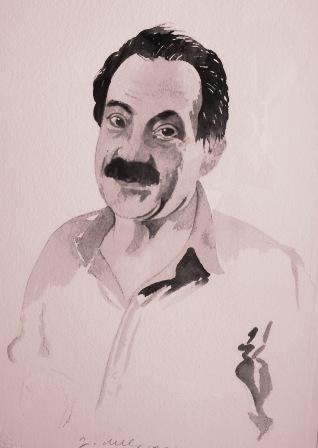 Sebastiano Vassalli ritratto da Giuliano Della Casa