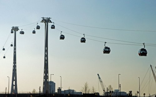 Londra Cable Car