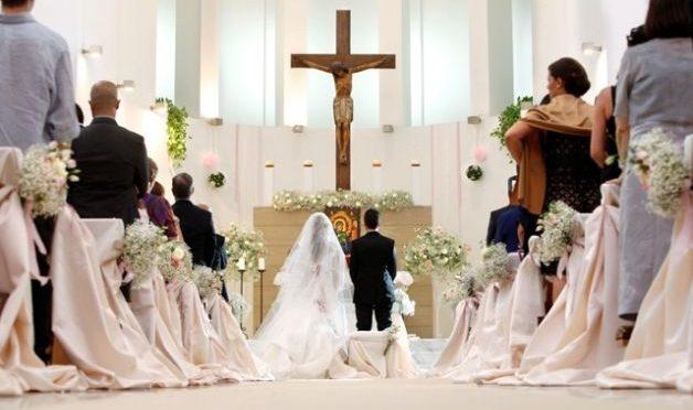 La Lega propone un bonus per i matrimoni, ma solo quelli religiosi