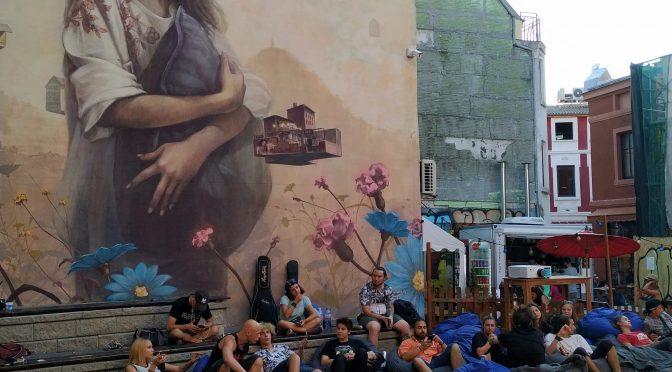 Lo stile di vita Aylyak in Bulgaria
