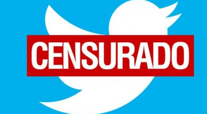 Facebook censura in Italia, Twitter censura a Cuba