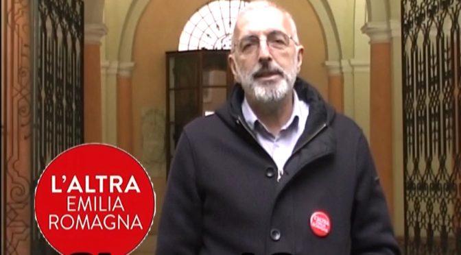 Mi sono candidato alla regionali 2020 dell'emilia-Romagna