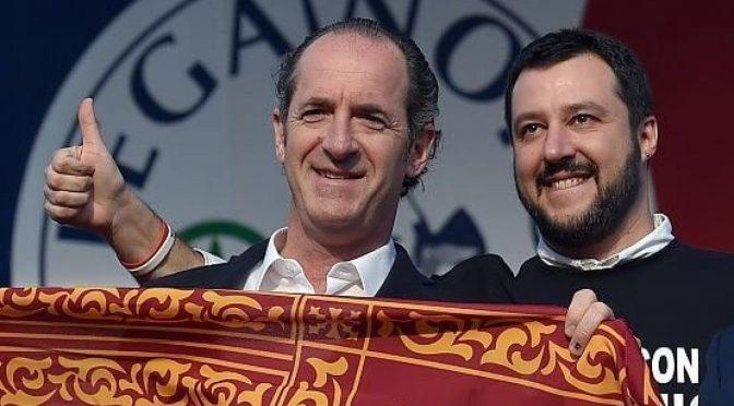 La sparata di Zaia: e se fosse iniziata la fase del dopo Salvini?